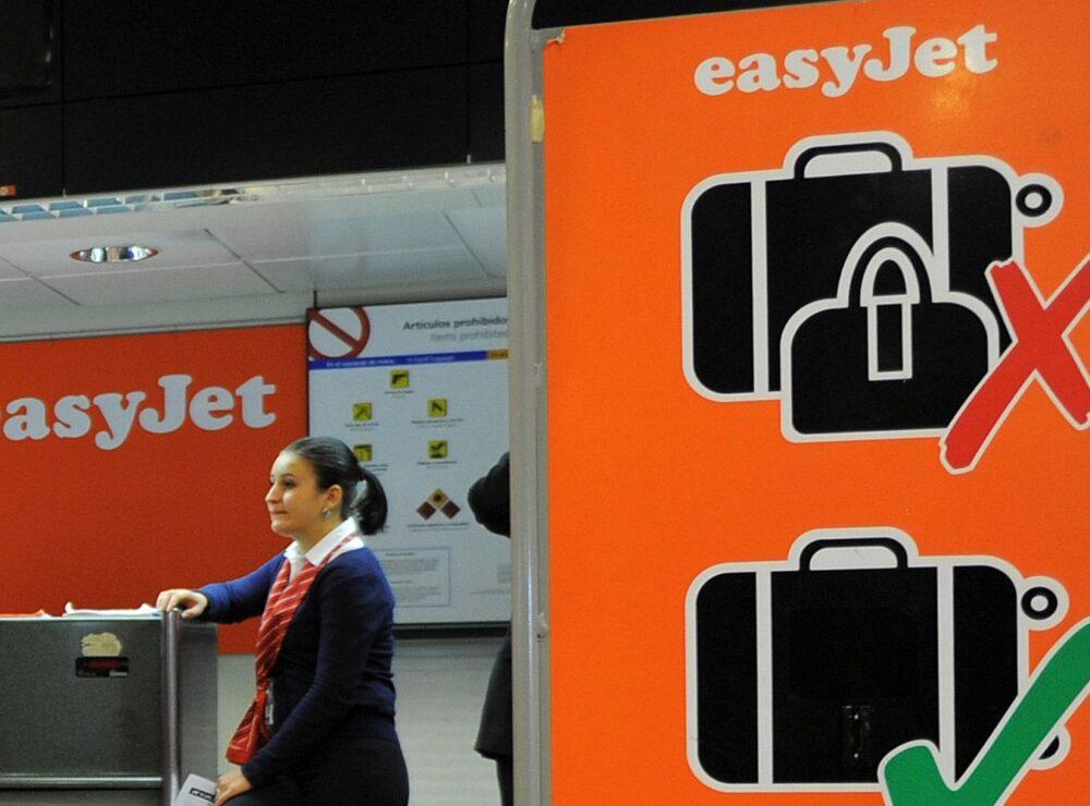 Bagaglio da imbarcare in stiva easyJet: regole e limitazioni