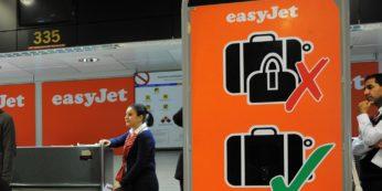 Bagaglio da imbarcare in stiva easyJet regole limitazioni rimborso