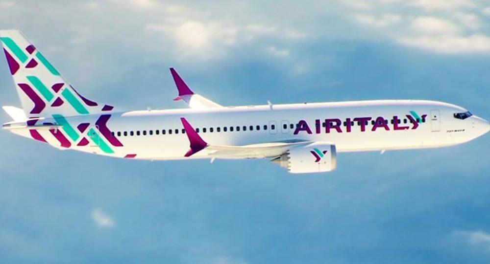 Bagaglio Smarrito Air Italy