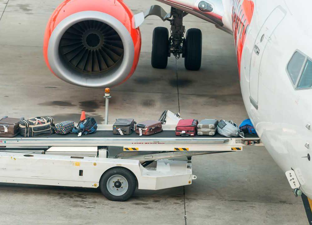 Che tragitto seguono i bagagli in aeroporto dopo il check-in